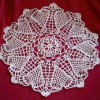 Summer Breeze Doily