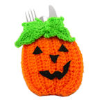 Pumpkin Utensil Holder