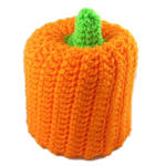 Pumpkin Bath Tissue Cover