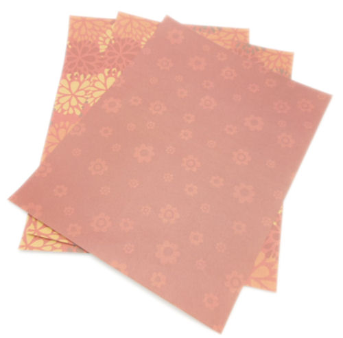 Brown Scrapbook Paper
