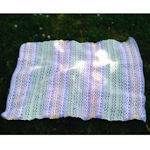 Today's Featured Pattern! Vst Baby Afghan