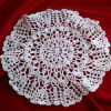 Lacy Shells Doily