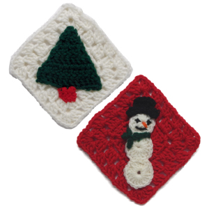Holiday Granny Squares