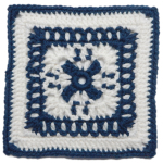Winter Wonder Granny Square