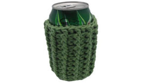 Ribbed Can Cozy