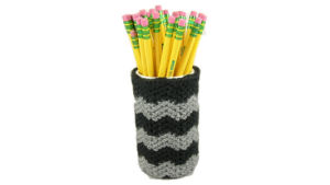 Rippled Pencil Cup
