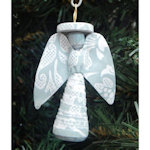 Pretty Paper Bead Angel